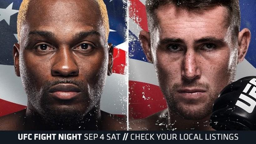 UFC Vegas 36: Derek Brunson - Darren Till. Transmisja TV i stream online