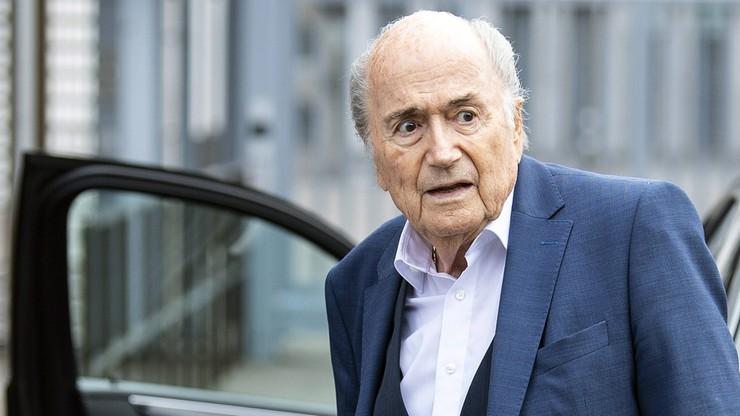 Ciąg dalszy afery FIFA. Joseph Blatter z kolejną karą