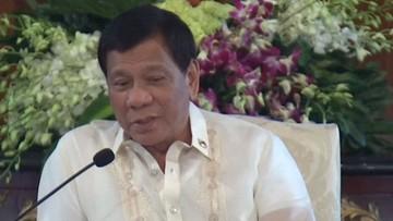 """""""Jeśli aresztowany stawia opór, macie pełne prawo zabić idiotę"""". Kontrowersyjny rozkaz prezydenta Filipin"""
