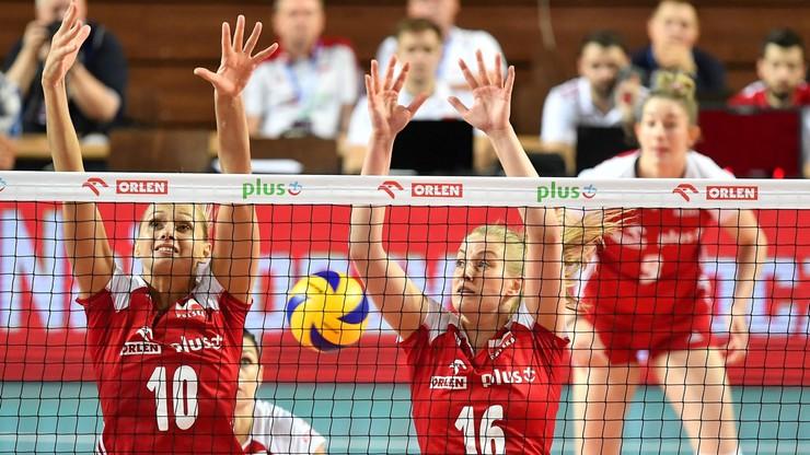 Puchar Gubernatora: Porażka polskich siatkarek na inaugurację turnieju