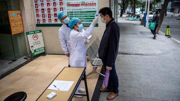Chińska Agencja Antydopingowa zawiesiła kontrole z powodu koronawirusa