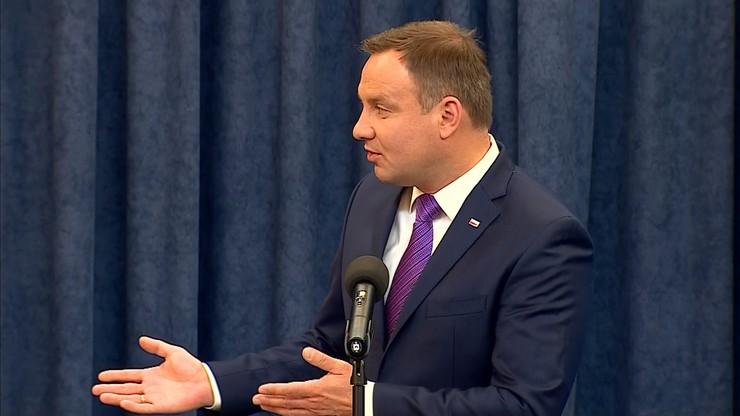 Prezydent: starania o niestałe członkostwo Polski w RB ONZ - na ostatnim odcinku