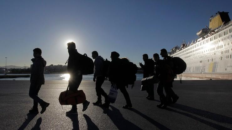 Macedonia zamknęła granicę z Grecją przed migrantami