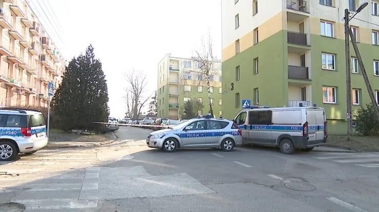 Zarzuty dla obcokrajowców, którzy zaatakowali policjantów w Zgierzu
