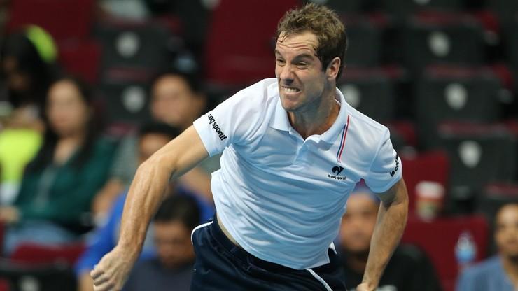ATP w Montpellier: Francuzi rozstrzygną losy finału