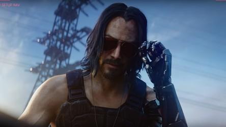 Cyberpunk 2077 w końcu z oficjalną datą premiery i… Keanu Reevesem
