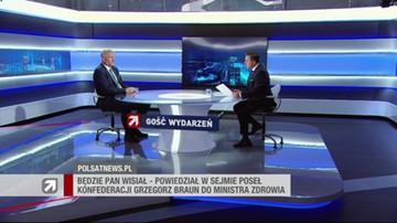 """Senator Wojciech Konieczny: minister zdrowia powinien pójść do """"białego miasteczka"""", porozmawiać, obniżyć emocje"""