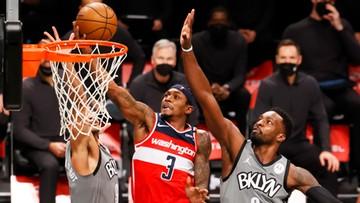 NBA: Bradley Beal pobił strzelecki rekord w karierze, ale jego drużyna przegrała