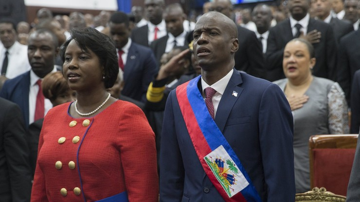 Przedsiębiorca zaprzysiężony na prezydenta Haiti