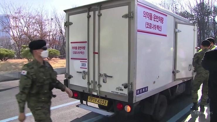 """Media: koreańska policja zatrzymuje za plotki o """"chipach w szczepionkach"""""""