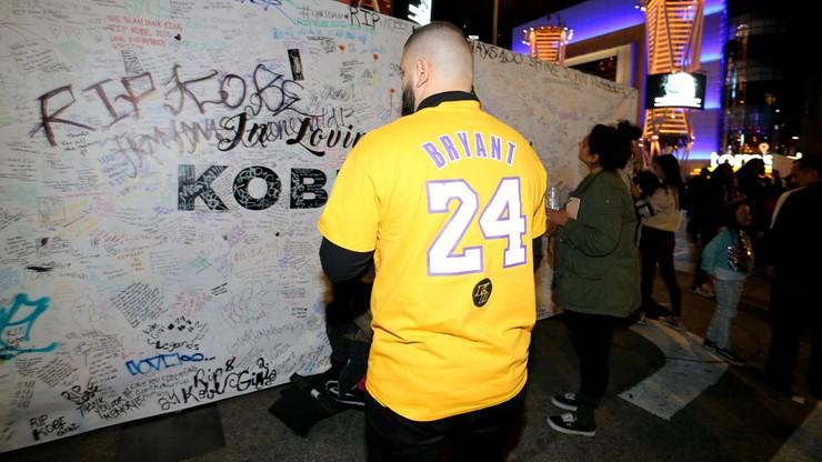 NBA: Pierwsza wygrana Lakers po śmierci Bryanta