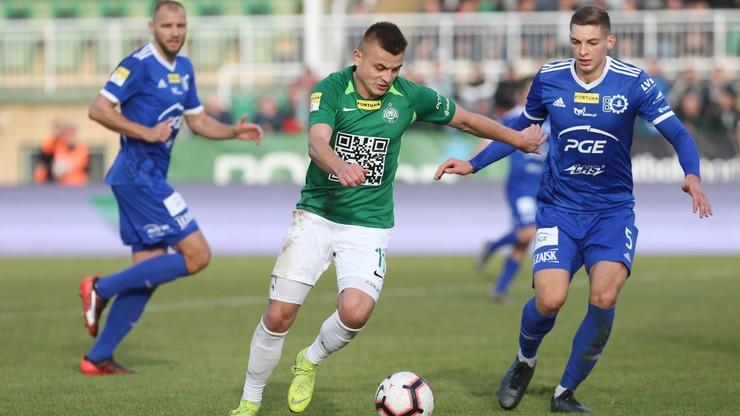 Magazyn Fortuna 1 Ligi: Porażka lidera z Poznania. Transmisja w Polsacie Sport Extra i naPolsatsport.pl