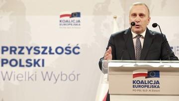 Do Koalicji Europejskiej dołączyły m.in. Inicjatywa Polska, UED i KOD
