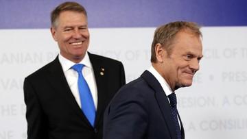 """Tusk podał termin szczytu po eurowyborach. """"Nominowanie nowego  przywództwa już w czerwcu"""""""