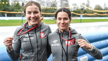 Dwie Polki na podium Akademickich MŚ w łyżwiarstwie szybkim