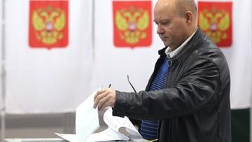 W Moskwie rozpoczęły się wybory do Dumy Państwowej