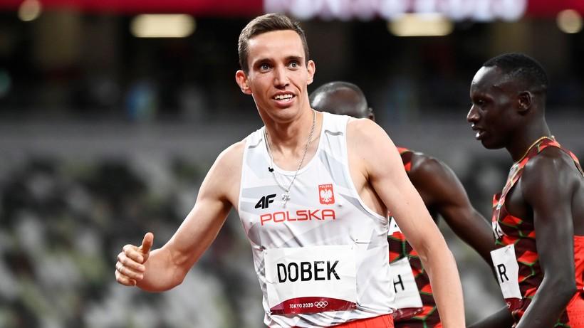 Patryk Dobek po zdobyciu brązowego medalu: Na 800 metrów powinienem biegać już kilka lat temu
