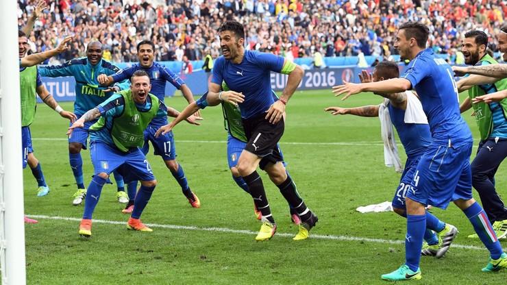 Świetna oglądalność meczów Włochy - Hiszpania i Anglia - Islandia