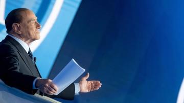 """""""Żaden senior nie może godnie żyć za 500 euro"""". Berlusconi obiecuje utworzenie ministerstwa trzeciego wieku"""