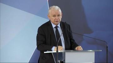 Prezes PiS Jarosław Kaczyński: w ciągu tej dekady dogonimy państwa UE