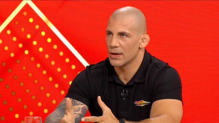 Damian Janikowski: Początkowo miałem walczyć z innym zawodnikiem