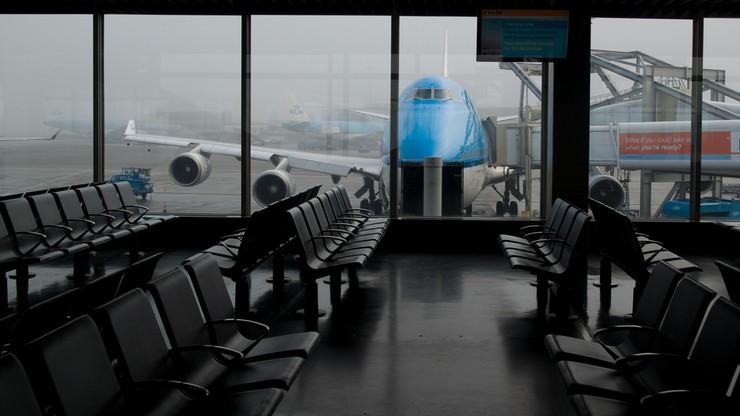 Rozkawałkowane ciało znaleziono w walizce na lotnisku Schiphol