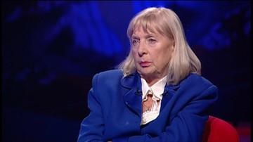 """""""Skandaliści"""": Maria Kiszczak o mężu - """"jest bohaterem, zmienił ustrój"""""""