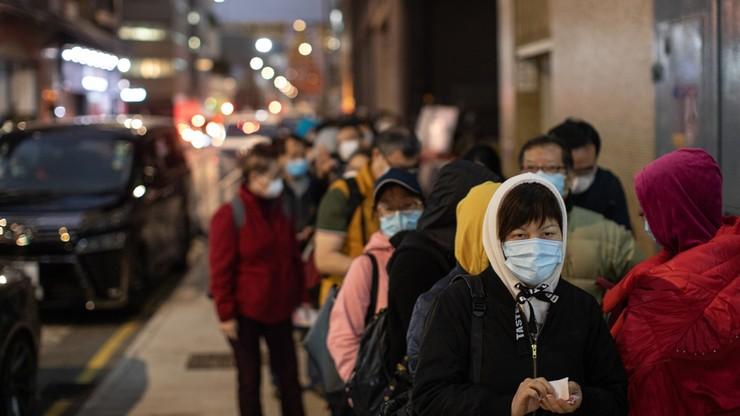 Chiny: surowe kary za zatajanie kontaktu z koronawirusem