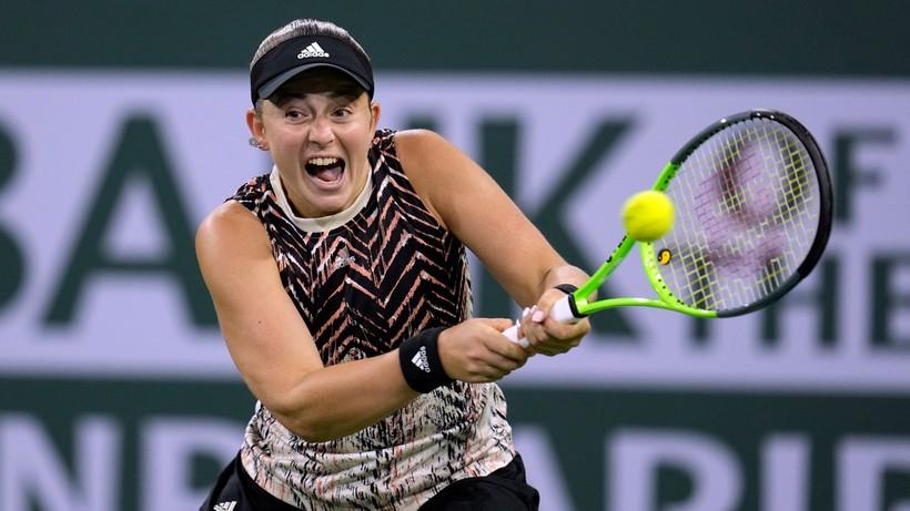 WTA w Indian Wells: Pogromczynie Polek w półfinale