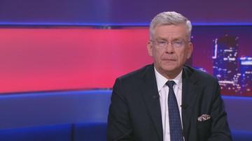 """""""Nie czuję się cyrkowcem. Robimy politykę odpowiedzialną"""". Karczewski o słowach Schetyny"""