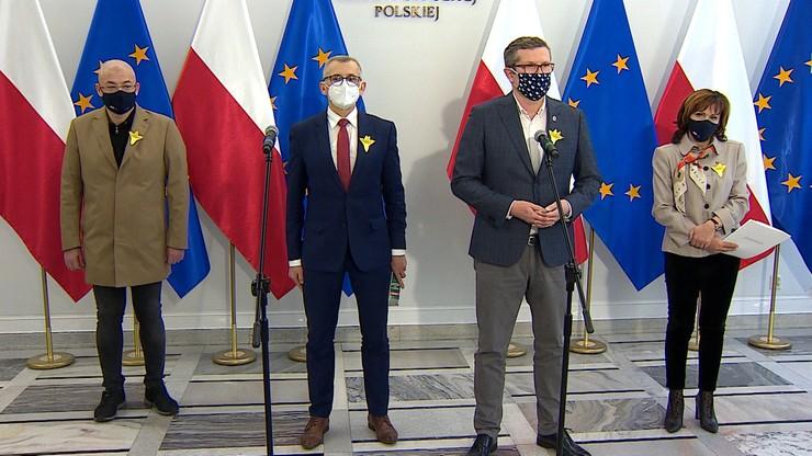 """Senatorowie o wyborze RPO: """"Wróblewski nie przejdzie w Senacie"""""""