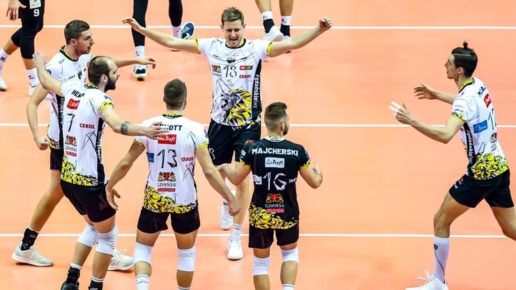 PlusLiga: GKS Katowice - Trefl Gdańsk. Transmisja w Polsacie Sport