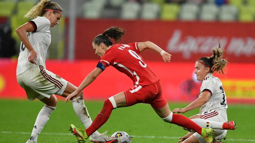 El. MŚ kobiet w piłce nożnej: Polki zremisowały z Belgijkami