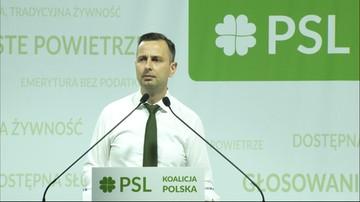 Dobrowolny ZUS oraz wprowadzenie mieszanej ordynacji wyborczej wśród propozycji PSL-KP