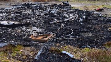 """Sprawcy podpalali śmieci w lesie. """"Nowy niebezpieczny proceder"""""""
