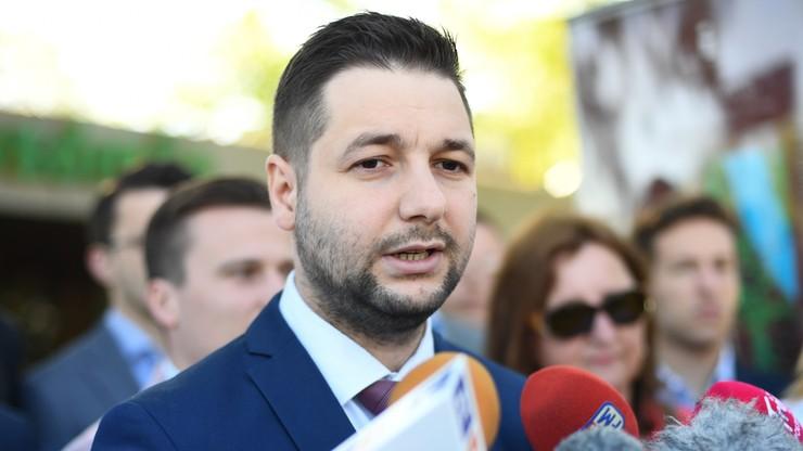 Jaki: poseł Żalek powinien przeprosić za swoje słowa o protestujących w Sejmie