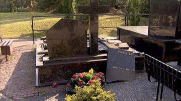 Ktoś zabrał z grobu ludzkie szczątki. Sprawców szuka policja