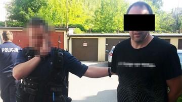 Internetowa znajomość przerodziła się w stalking, podejrzany trafił do aresztu