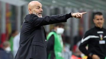 Trener AC Milan z pozytywnym wynikiem testu na Covid-19
