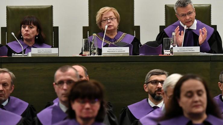 Ministerstwo Sprawiedliwości o uchwale Sądu Najwyższego: jest nieważna