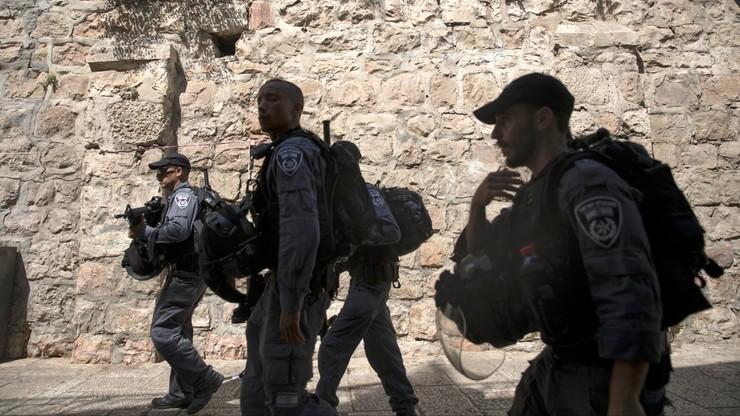 Siły izraelskie zabiły Palestyńczyka, który chciał do nich strzelać podczas aresztowania