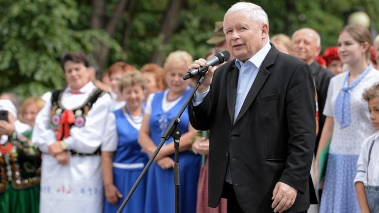 Kaczyński: w naszym kraju atakuje się Kościół. Jestem wdzięczny abp. Jędraszewskiemu