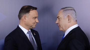 """Na Twitterze premiera Izraela wpis o """"wspólnym interesie wojny z Iranem"""". Usunięto go, dodano inny"""