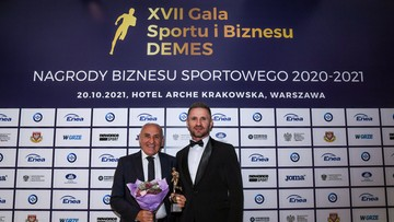 Przyznano nagrody DEMES. Tour de Pologne wyróżnione
