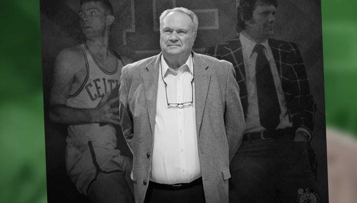 NBA: Zmarł słynny Tom Heinsohn związany z Celtics przez ponad 60 lat