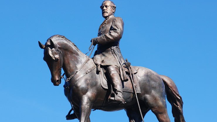 Sąd uznał, że w można usunąć pomniki Konfederatów