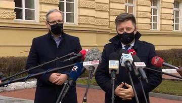 Dworczyk: w imieniu premiera zapraszam opozycję na dyskusję w sprawie szczepień