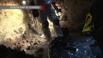Prokuratura: mąż zakopał zamordowaną żonę w średniowiecznej studni. Zalał betonem i zakrył cegłami