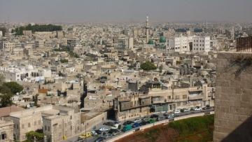 Katastrofa budowlana w syryjskim Aleppo, 11 osób nie żyje