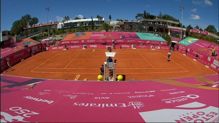 ATP w Estoril: Albert Ramos - Alejandro Davidovich Fokina. Transmisja na Polsatsport.pl
